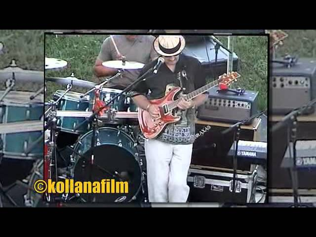 John with Abraxas-A Tribute to Carlos Santana
