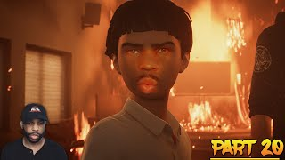 """""""Life is Strange 2"""" Episode 4 Part 5 - Episode Ending - TIRED OF GETTIN' BEASTED (Fixed)"""