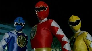 Power Rangers Dino Thunder Episodes