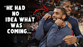 LeBron and Kyrie Will Never Tell You This..