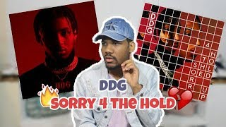 DDG - SORRY 4 THE HOLD UP EP | REACTION!! (Lil Baby, Too Much To Lose, Hold Up)