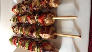Chicken Kebabs (Mishkaki ya kuku).