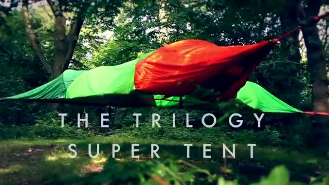 & Tentsile Trilogy Super Tent Guide - YouTube