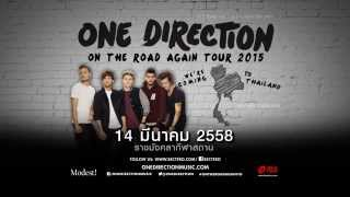 One Direction On The Road Again Tour 2015
