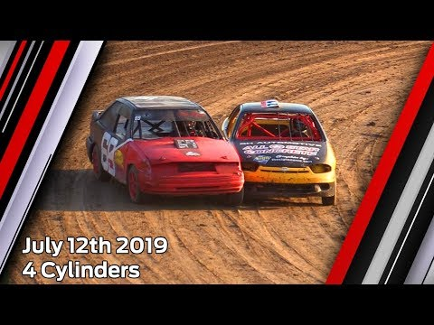 July 12th 2019, LOWS 4 Cylinder Heat & Feature