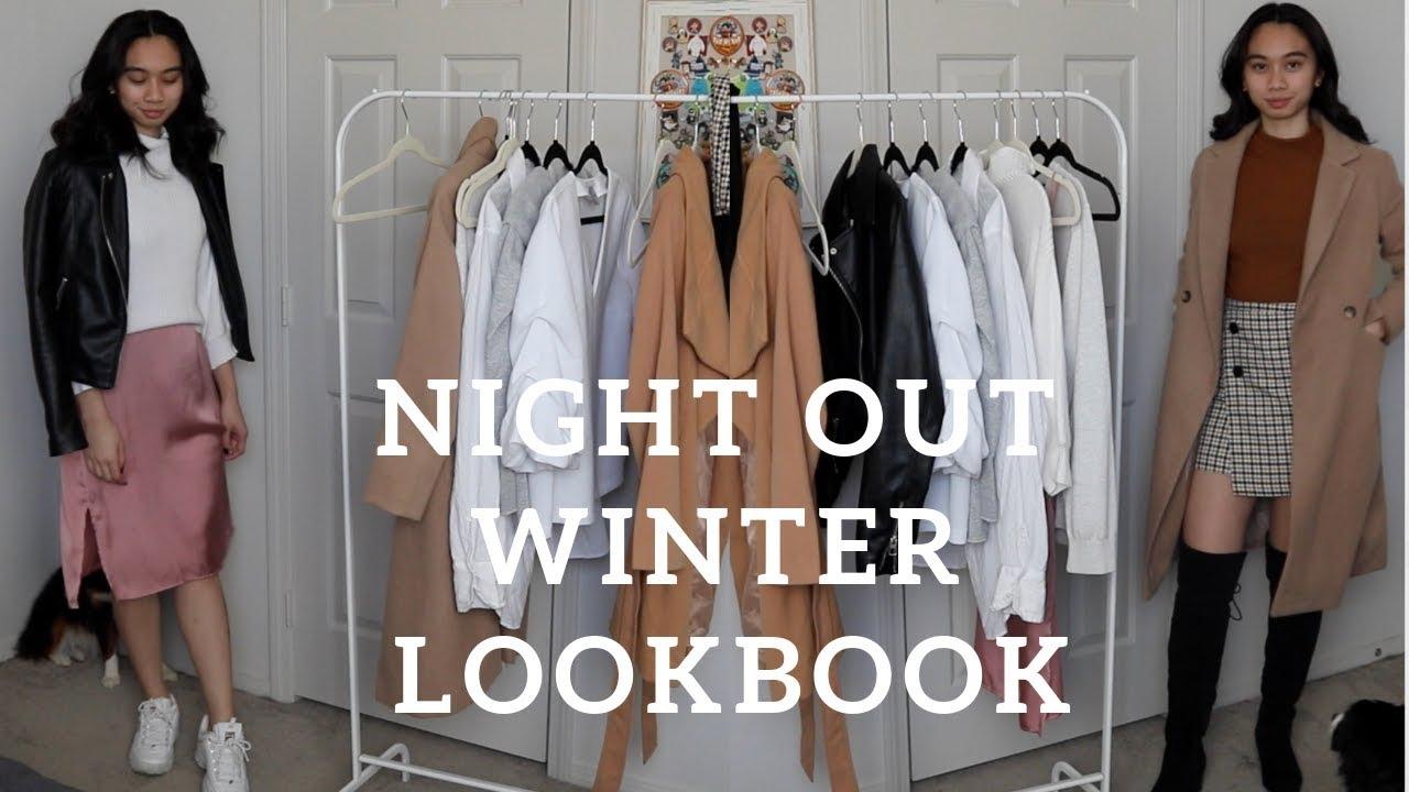Night Out Winter Lookbook 2019    MaryAshley 2