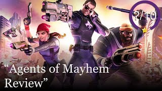Agents of Mayhem Review [PS4, Xbox One, & PC] (Video Game Video Review)
