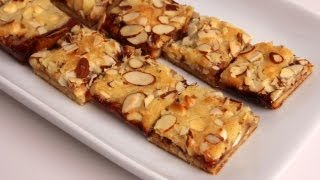 White Chocolate Raspberry Bars Recipe - Laura Vitale - Laura In The Kitchen Episode 331