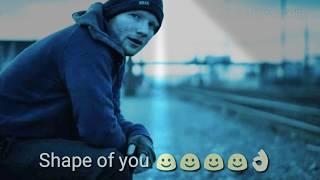 Ed sheeran- shape of you full song mp3
