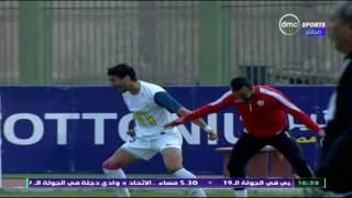 المقصورة - انبي يتغلب على الشرقية بهدف نظيف للاعب محمد حمدي زكي