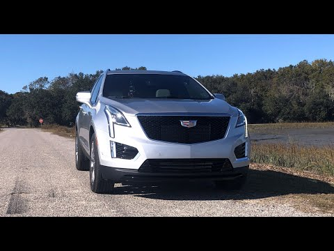 2020 Cadillac XT5 Sport - Road Test Review, Exterior and Interior Walkaround