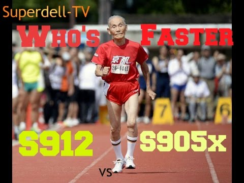 Who's Faster: S912 vs S905x Chipsets Kodi Boxes