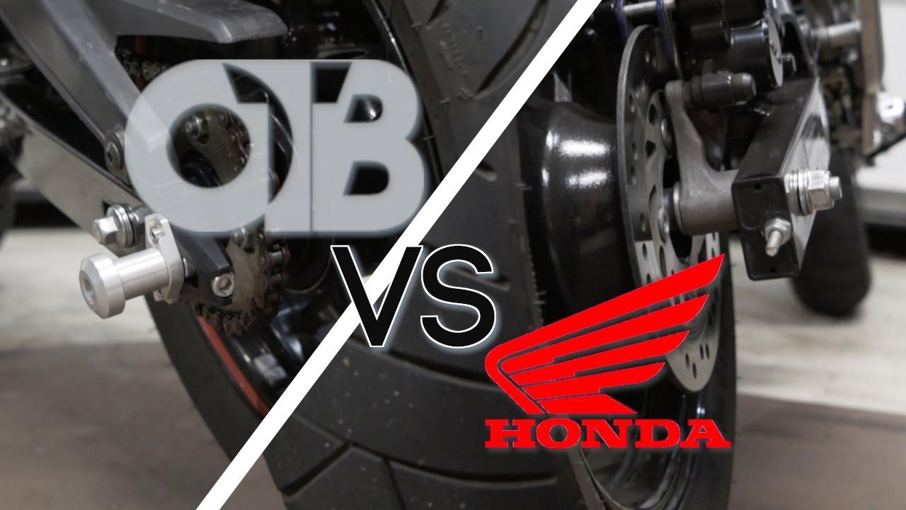 Honda Grom OTB Chain Adjusters vs Stock | WORTH IT? - Grom
