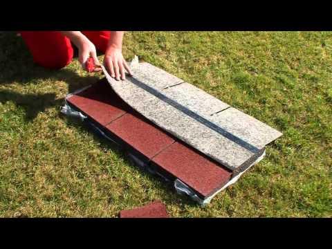 Doe-het-zelf: Hoe Easy Shingles verleggen op je dak (tuinhuis)?