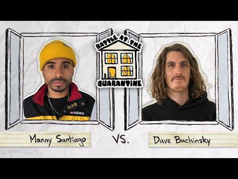 Battle At The Quarantine | Manny Santiago Vs. Dave Bachinsky