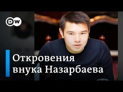Внук Назарбаева попросил политического убежища у Великобритании (13.02.2020)