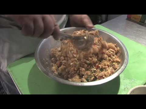 Stuffed Flounder With Seafood Stuffing Dinner Recipe Part 1