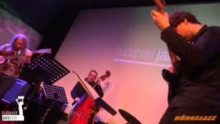 """Gadó - Fenyvesi - Barcza  - Balázs.  Quartet """"Mob Job"""" (Ornette Coleman)  BJC 2014.02.01"""