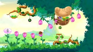 Angry Birds Stella - Cute Bird - Gameplay Trailer (iOS/Android)