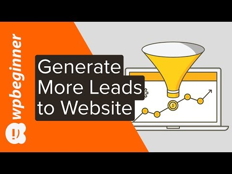 4 Proven Ways to Get More Leads to Your Website