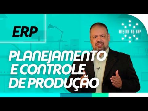 MRP e MRP II: controle de produção