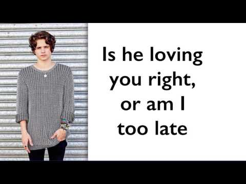 Sad Song - The Vamps (Lyrics+Pictures)