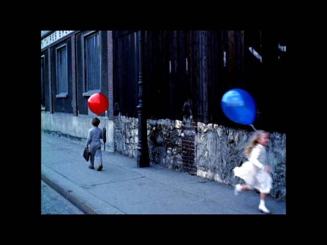 Le Ballon Rouge The Written Reel
