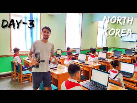How is a PRIMARY SCHOOL in NORTH KOREA?🇰🇵