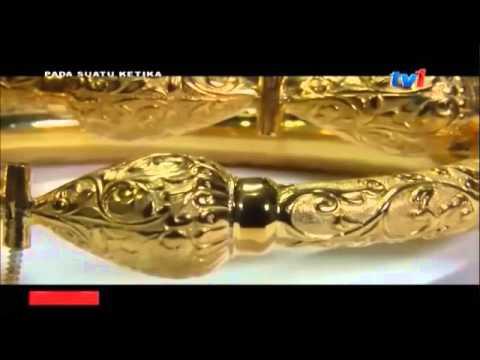 Pada Suatu Ketika Eyka Farhana Episode 7 Pembuatan Emas Kelantan