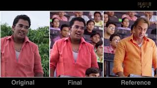 SANJU VFX | Behind the Scene ft. Mayur Bhalerao