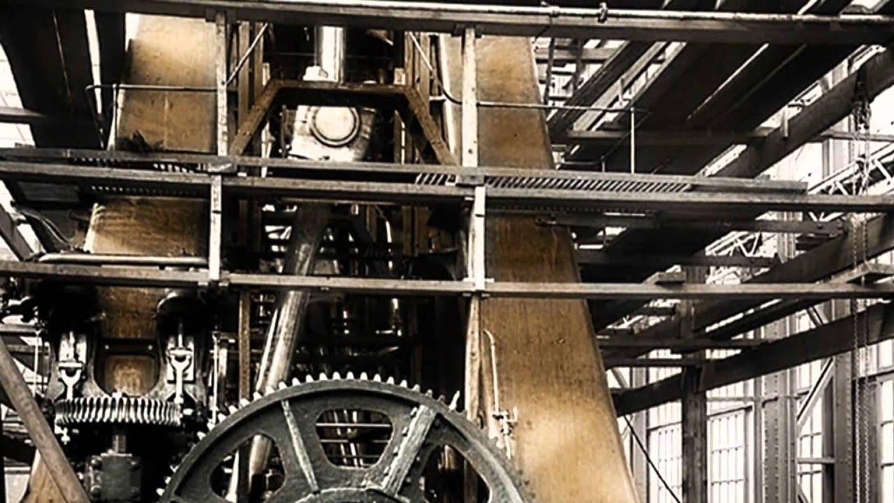 Titanic Steam Engine Sound Youtube