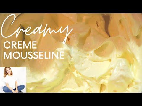 creamy-creme-mousseline-recipe-(fraisier-cream)