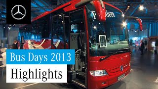 Mercedes-Benz Buses: Bus Days 2013