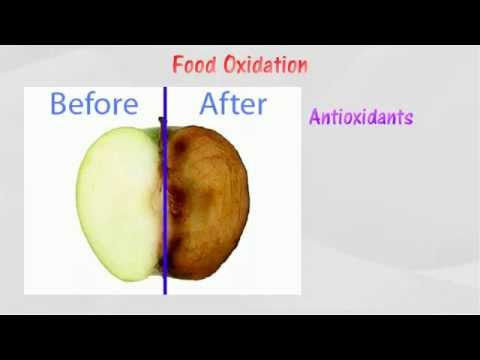 [5.2] Food additives - Antioxidants