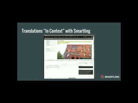DrupalCon New Orleans 2016: Localizing content in the MediaCurrent Presentation Framework