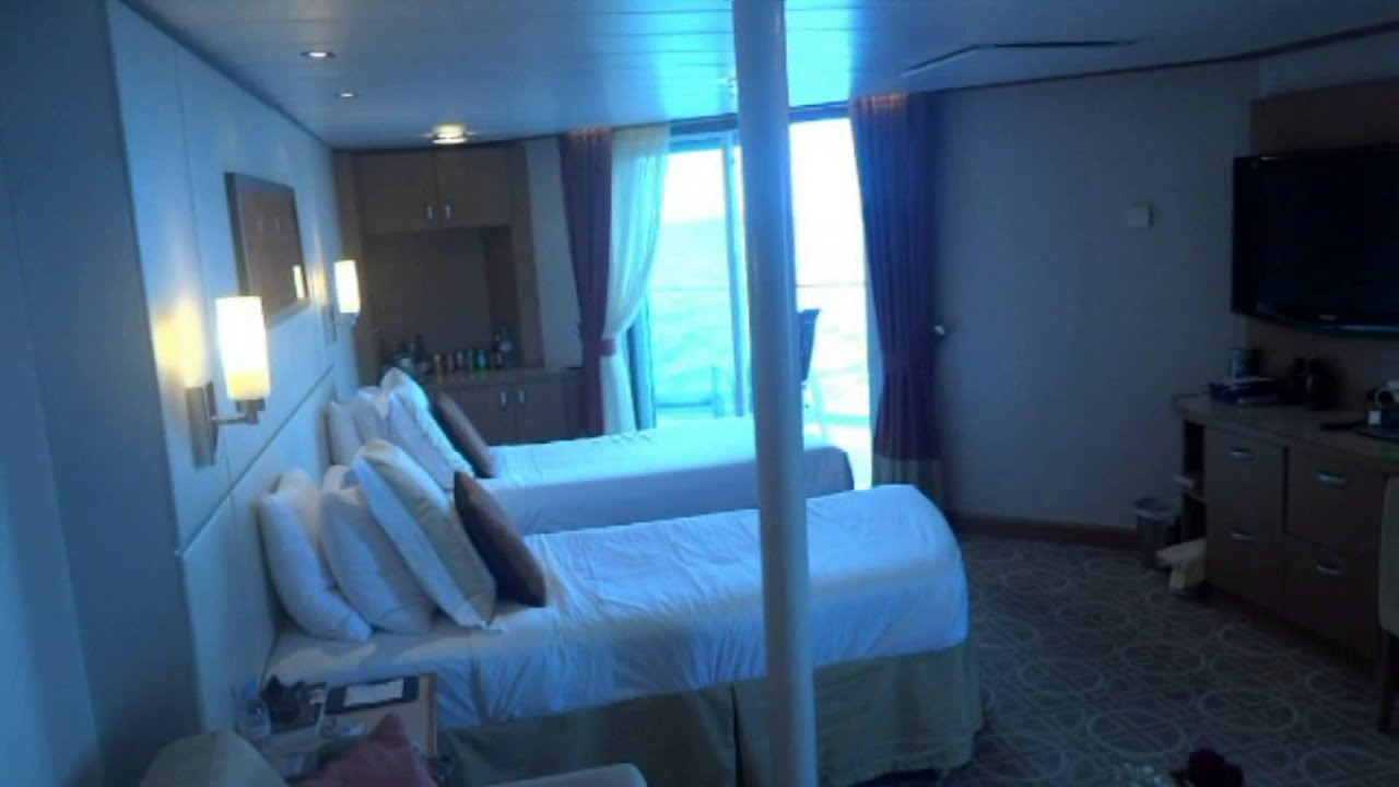 Celebrity Eclipse Cruise Review for Cabin 1097 - cruizr.com