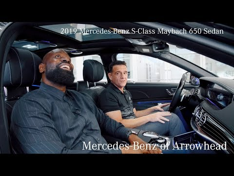 2019 Mercedes-Benz S-Class Maybach 650 Sedan review from Mercedes Benz of Arrowhead