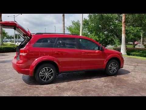 2018 Dodge Journey Orlando, Hunter's Creek, Kissimmee, Windermere, Davenport, FL T276722