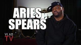 """Aries Spears Speaks on Battle Rappers, Calls Dizaster """"Garbage"""" (Part 5)"""