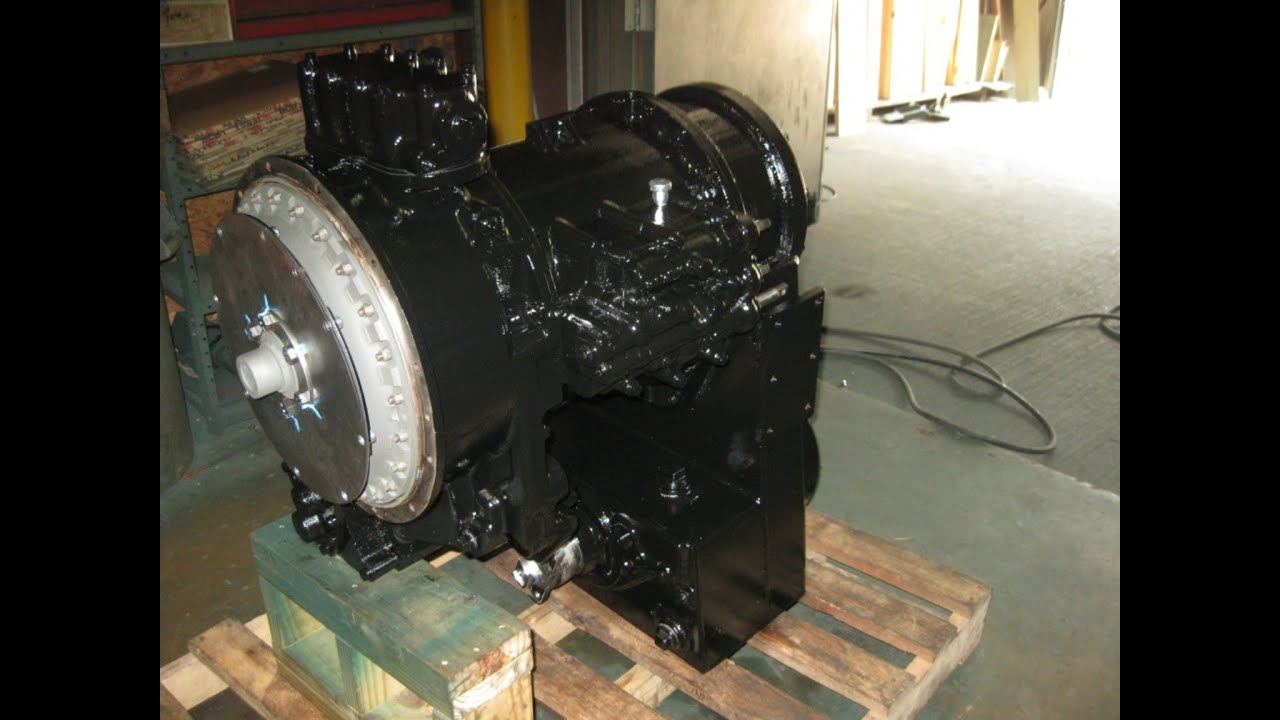 Image further Gmc Bus Conversion likewise Hqdefault also Gmc Bus Motorhome Engine in addition D. on allison transmission