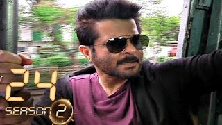 24 Season 2 Anil Kapoor Travels In Mumbai Local Trains