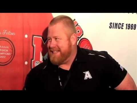 Josh Ragsdale of Adamson talks Leopards football with Jeff Power of the Padilla Poll