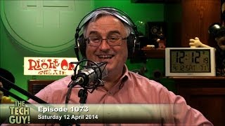 Strong Password Management: The Tech Guy 1073
