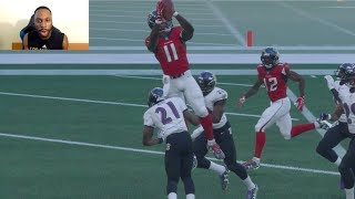 Who Can Catch a Hail Mary TD First in Madden 18? Antonio Brown, Julio Jones or Odell Beckham Jr?
