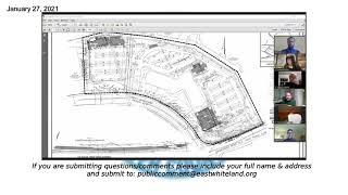 January 27, 2021 East Whiteland Township Planning Commission