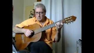 Quizás Quizás Quizás - for solo acoustic guitar