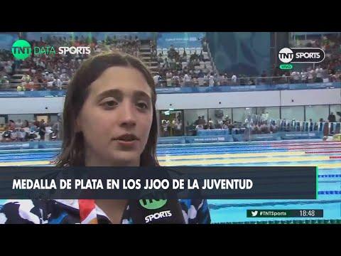 """Delfina Pignatiello: """"No siempre se gana, pero no deja de ser una medalla olímpica"""""""