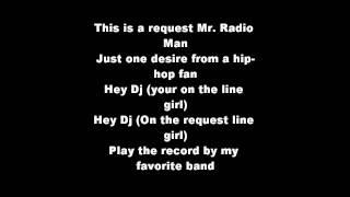 Black Eyed Peas - Request Line Lyrics
