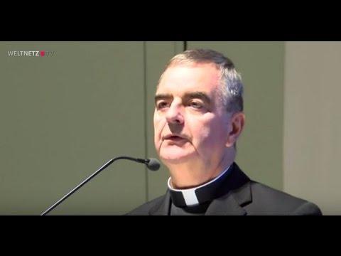 Grußworte von Papst Franziskus - Dr. Nikola Eterović - IPB World Congress