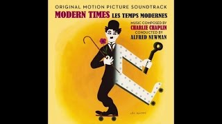 Charlie Chaplin - Smile (Love Theme) and Closing Theme (Modern Time - OST)